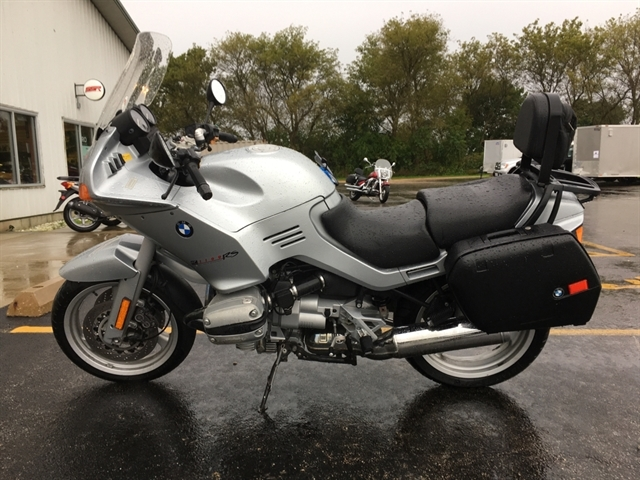 2000 BMW R1100RS ABS at Randy's Cycle, Marengo, IL 60152
