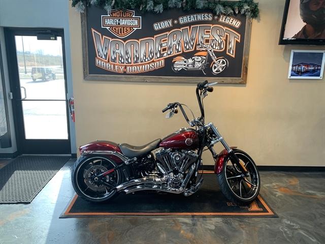 2015 Harley-Davidson Softail Breakout at Vandervest Harley-Davidson, Green Bay, WI 54303