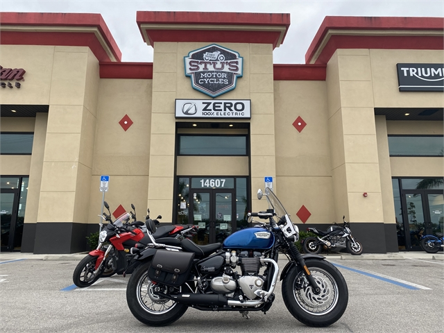 2020 Triumph Bonneville Speedmaster Base at Fort Myers