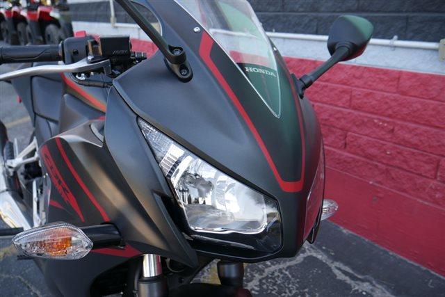 2020 Honda CBR300R Base at Powersports St. Augustine