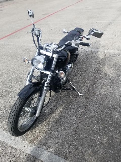 2011 Yamaha V Star Custom at Kent Motorsports, New Braunfels, TX 78130