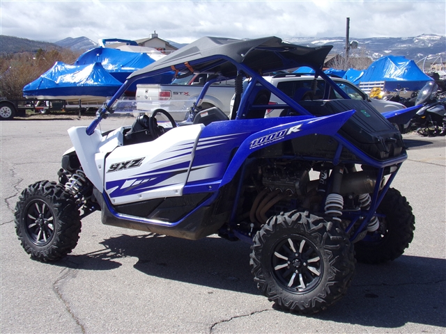 2016 Yamaha YXZ 1000R at Power World Sports, Granby, CO 80446