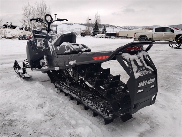 2021 Ski-Doo Summit SP Summit SP 165 850 E-TEC ES PowderMax Light FlexEdge 25 at Power World Sports, Granby, CO 80446