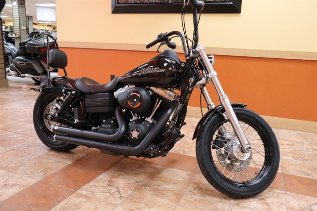 2012 Harley-Davidson Dyna Glide Street Bob at 1st Capital Harley-Davidson