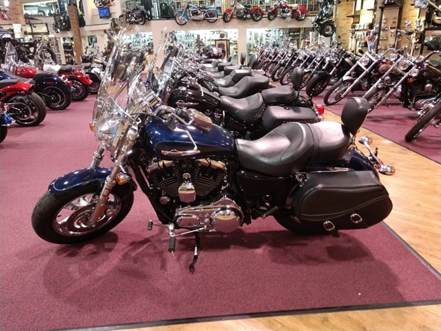 2012 HD XL1200C at #1 Cycle Center Harley-Davidson