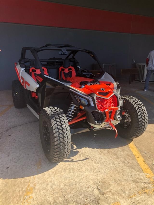 2021 Can-Am Maverick X3 X rcTURBO at Wild West Motoplex