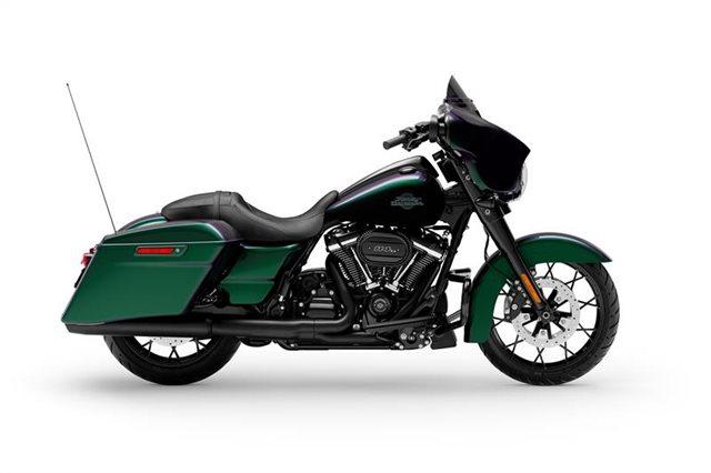2021 Harley-Davidson Grand American Touring Street Glide Special at Texoma Harley-Davidson