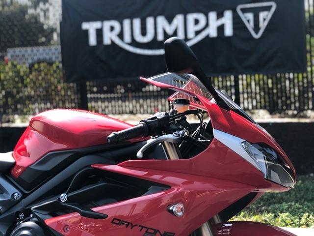 2014 Triumph Daytona 675 ABS at Tampa Triumph, Tampa, FL 33614