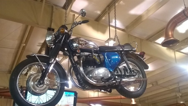 1970 BSA LIGHTNING at #1 Cycle Center Harley-Davidson
