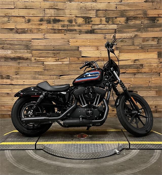 2021 Harley-Davidson Cruiser XL 1200NS Iron 1200 at Lumberjack Harley-Davidson
