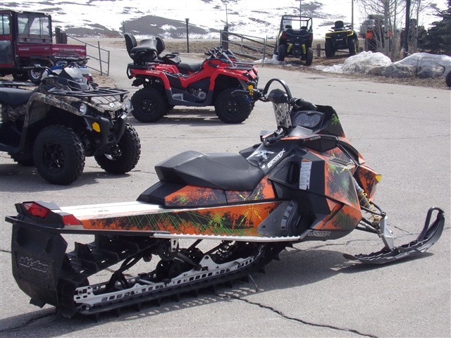 2011 Ski-Doo Summit Everest 154 800R E-TEC at Power World Sports, Granby, CO 80446