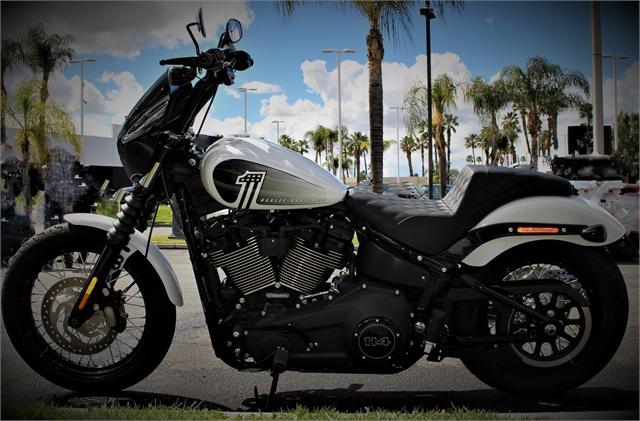 2021 Harley-Davidson Cruiser FXBBS Street Bob 114 at Quaid Harley-Davidson, Loma Linda, CA 92354