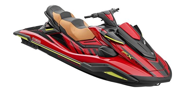 2022 Yamaha WaveRunner FX Cruiser SVHO at Friendly Powersports Slidell