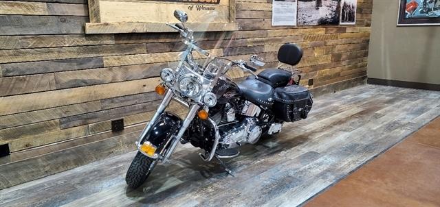 2008 Harley-Davidson Softail Heritage Softail Classic at Bull Falls Harley-Davidson