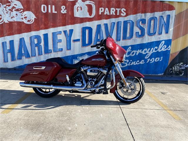 2021 Harley-Davidson Touring FLHX Street Glide at Gruene Harley-Davidson