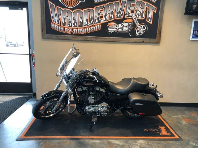 2014 Harley-Davidson Sportster SuperLow 1200T at Vandervest Harley-Davidson, Green Bay, WI 54303