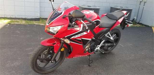 2018 Honda CBR300R Base at Powersports St. Augustine