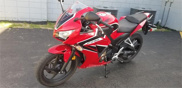 2018 Honda CBR300R Base at Powersports St. Augustine