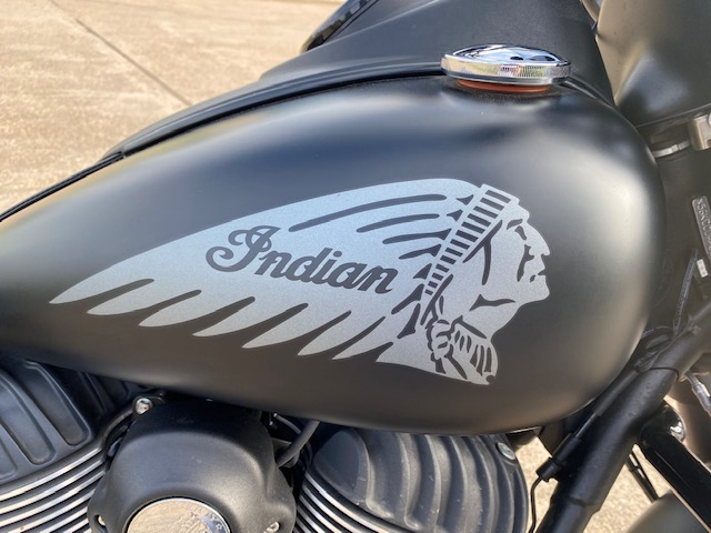 2016 Indian Chief Dark Horse at Shreveport Cycles
