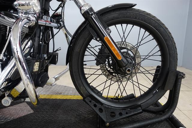 2011 Harley-Davidson Softail Blackline at Southwest Cycle, Cape Coral, FL 33909