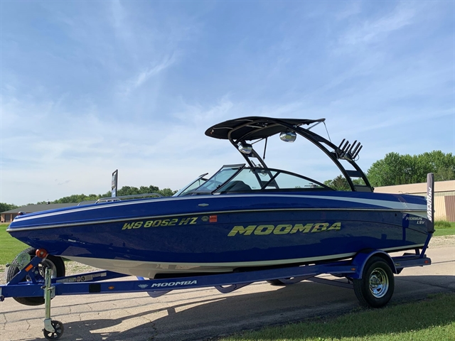 2014 Moomba Mobius LSV at Fort Fremont Marine Redesign