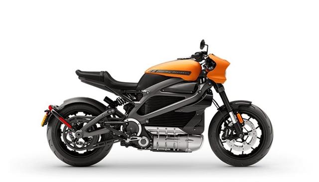 2020 Harley-Davidson Electric LiveWire at South East Harley-Davidson