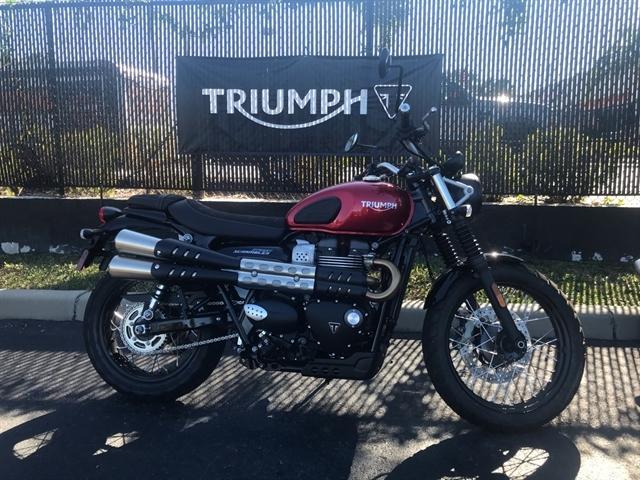 2019 Triumph Street Scrambler Base at Tampa Triumph, Tampa, FL 33614