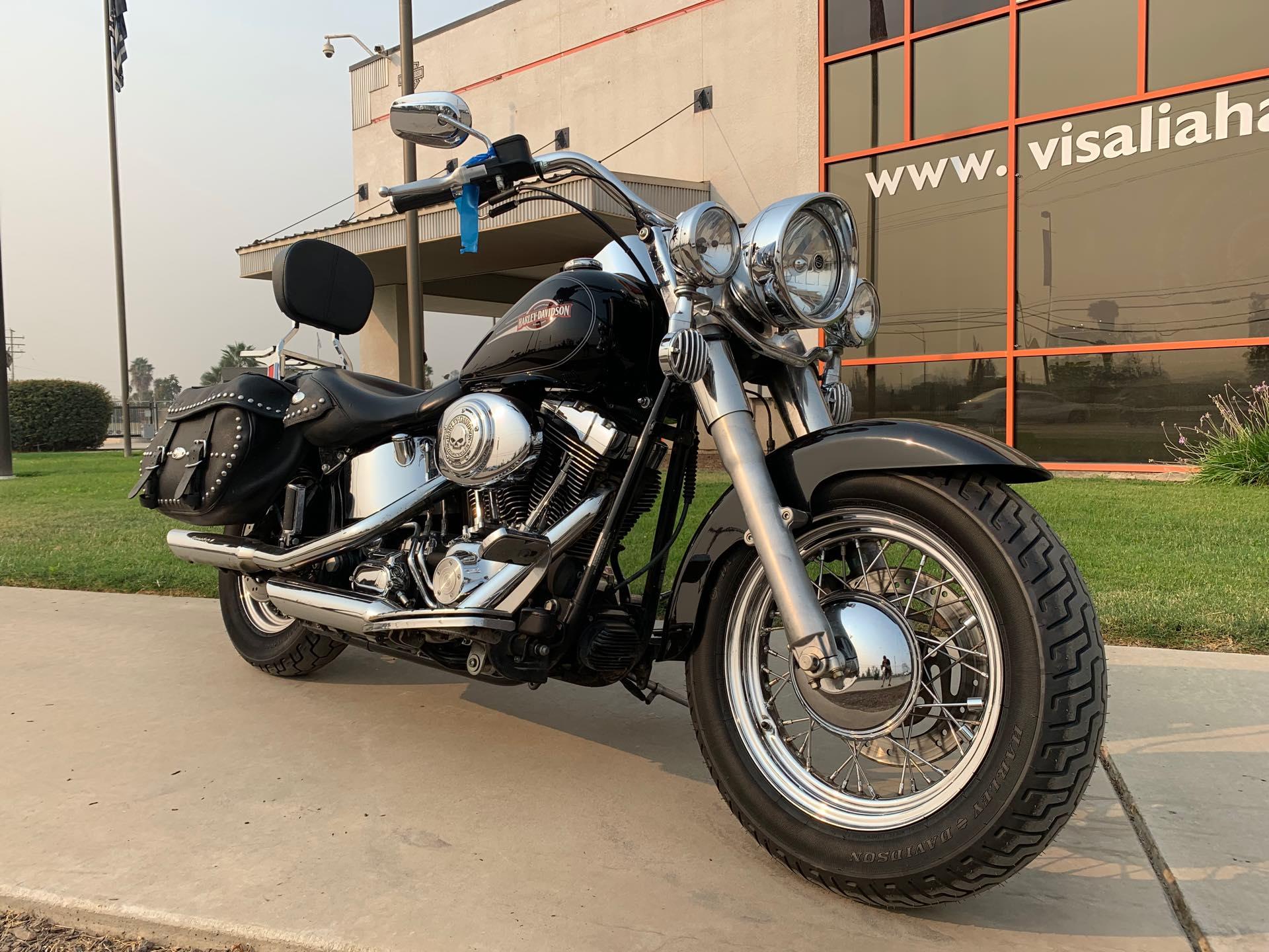 2005 Harley-Davidson Softail Heritage Softail Classic at Visalia Harley-Davidson