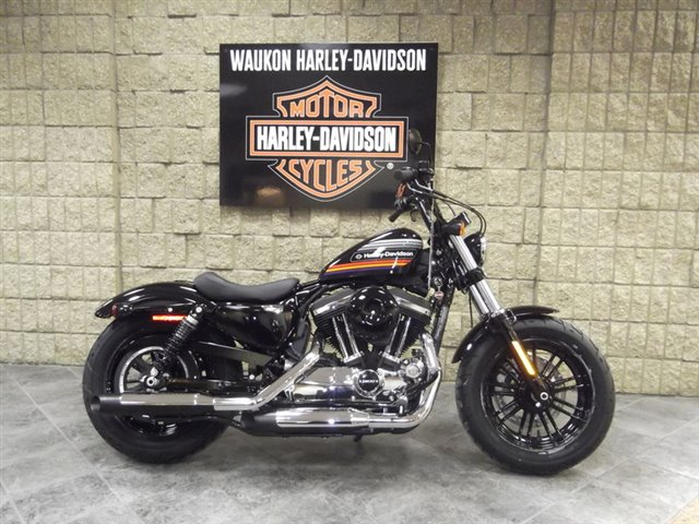 2018 Harley-Davidson Sportster Forty-Eight Special at Waukon Harley-Davidson, Waukon, IA 52172