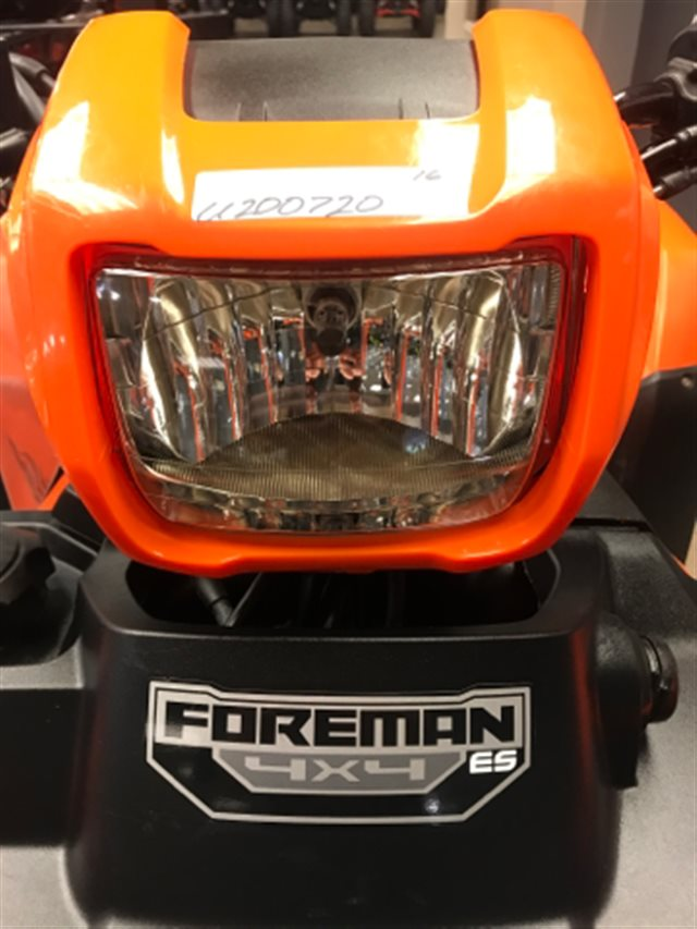2016 Honda FourTrax Foreman 4x4 ES at Sloan's Motorcycle, Murfreesboro, TN, 37129