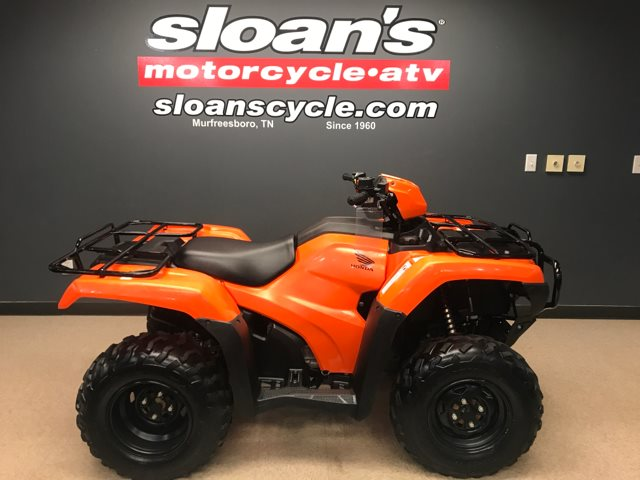 2016 Honda FourTrax Foreman 4x4 ES at Sloan's Motorcycle, Murfreesboro, TN, 37129
