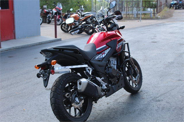 2017 Honda CB500X ABS at Aces Motorcycles - Fort Collins