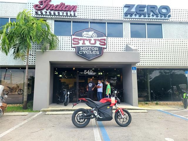 2021 Zero ZERO SR ZF144 at Fort Lauderdale