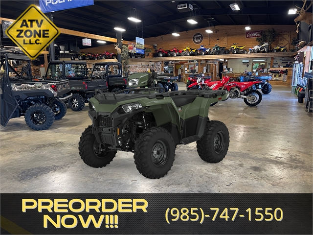 2021 Polaris Sportsman 450 HO Utility Edition at ATV Zone, LLC
