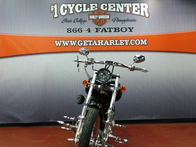1998 Harley Davidson FXSTC at #1 Cycle Center Harley-Davidson