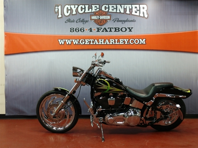 1998 Harley Davidson FXSTC at #1 Cycle Center Harley-Davidson