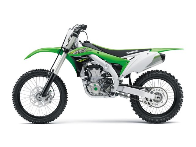 2018 Kawasaki KX 450F at Brenny's Motorcycle Clinic, Bettendorf, IA 52722