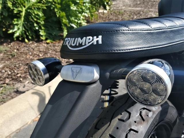2020 Triumph Bonneville T120 ACE Black at Tampa Triumph, Tampa, FL 33614