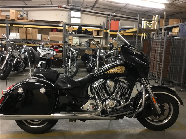2015 Indian Chieftain Base at Bud's Harley-Davidson Redesign
