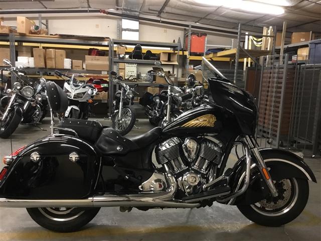 2015 Indian Chieftain Base at Bud's Harley-Davidson