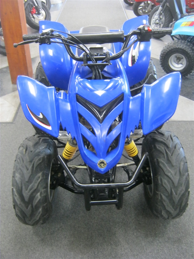 2006 Kazuma Falcon 110 at Brenny's Motorcycle Clinic, Bettendorf, IA 52722