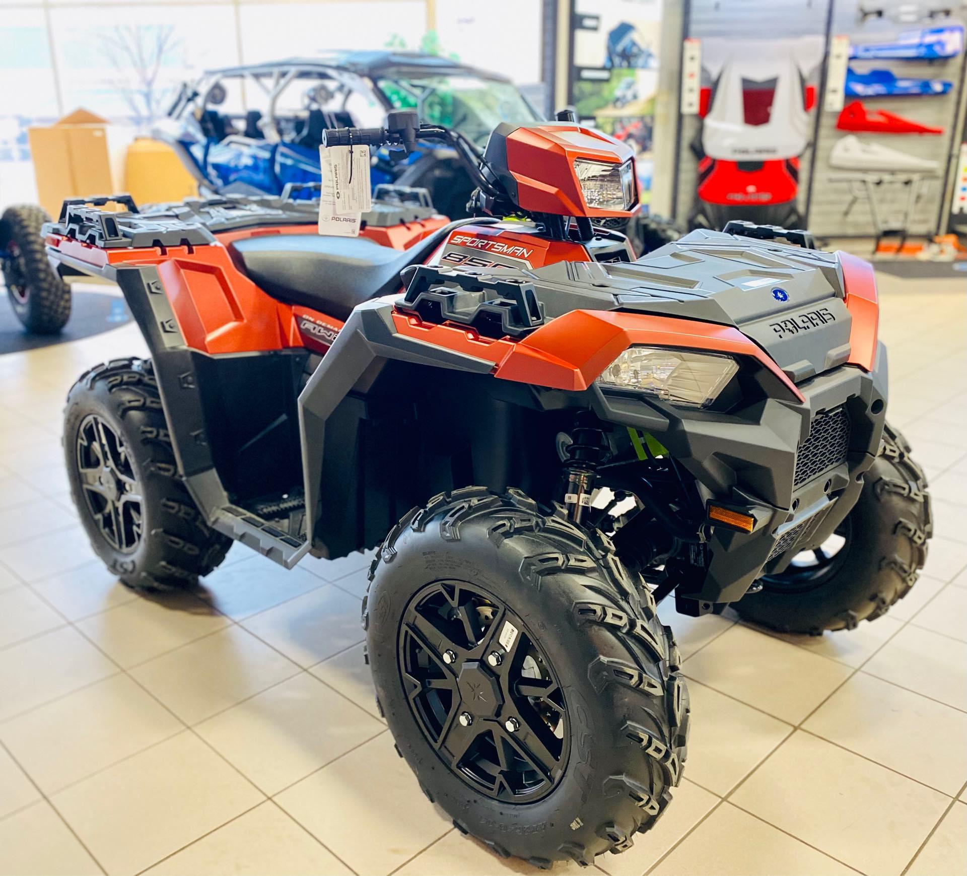 2021 Polaris Sportsman 850 Premium at Rod's Ride On Powersports
