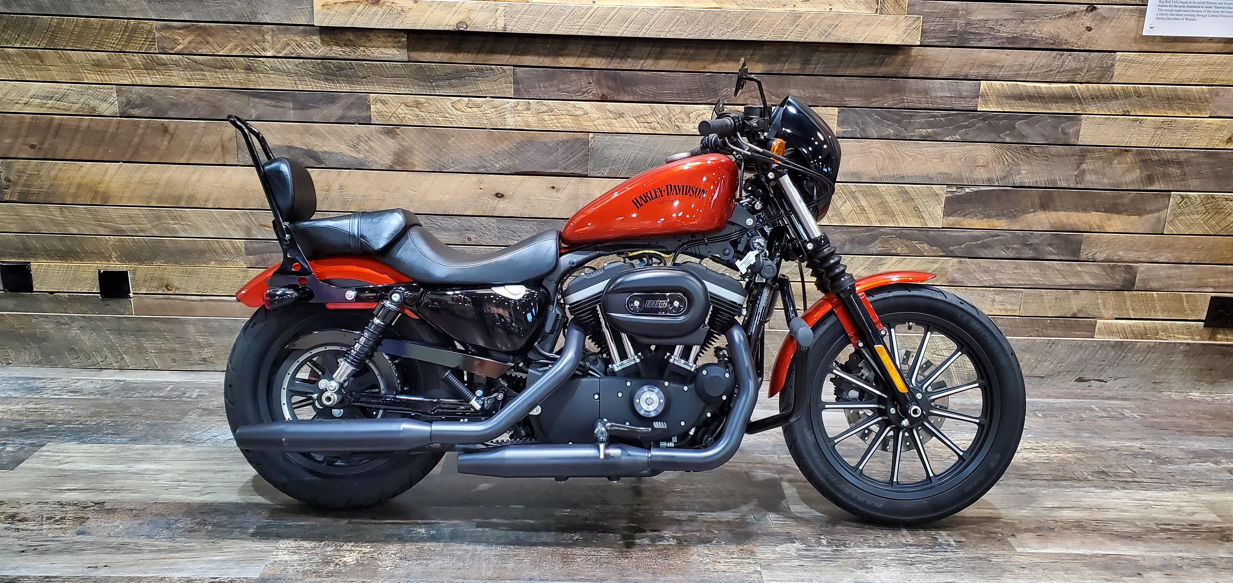 2013 Harley-Davidson Sportster 883 at Bull Falls Harley-Davidson