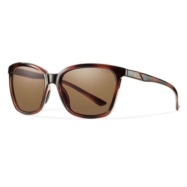 2018 Smith Colette Tortoise w/ Brown Polarized at Harsh Outdoors, Eaton, CO 80615