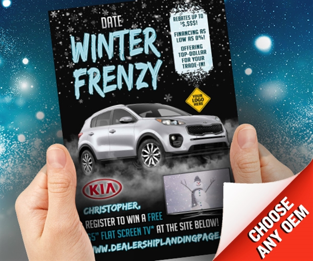 Winter Frenzy Automotive at PSM Marketing - Peachtree City, GA 30269