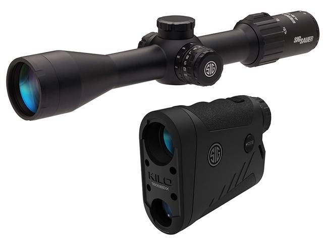 2019 Sig Sauer Optics BDX COMBO KIT KILO1800 - SIERRA3 45-14x44mm at Harsh Outdoors, Eaton, CO 80615