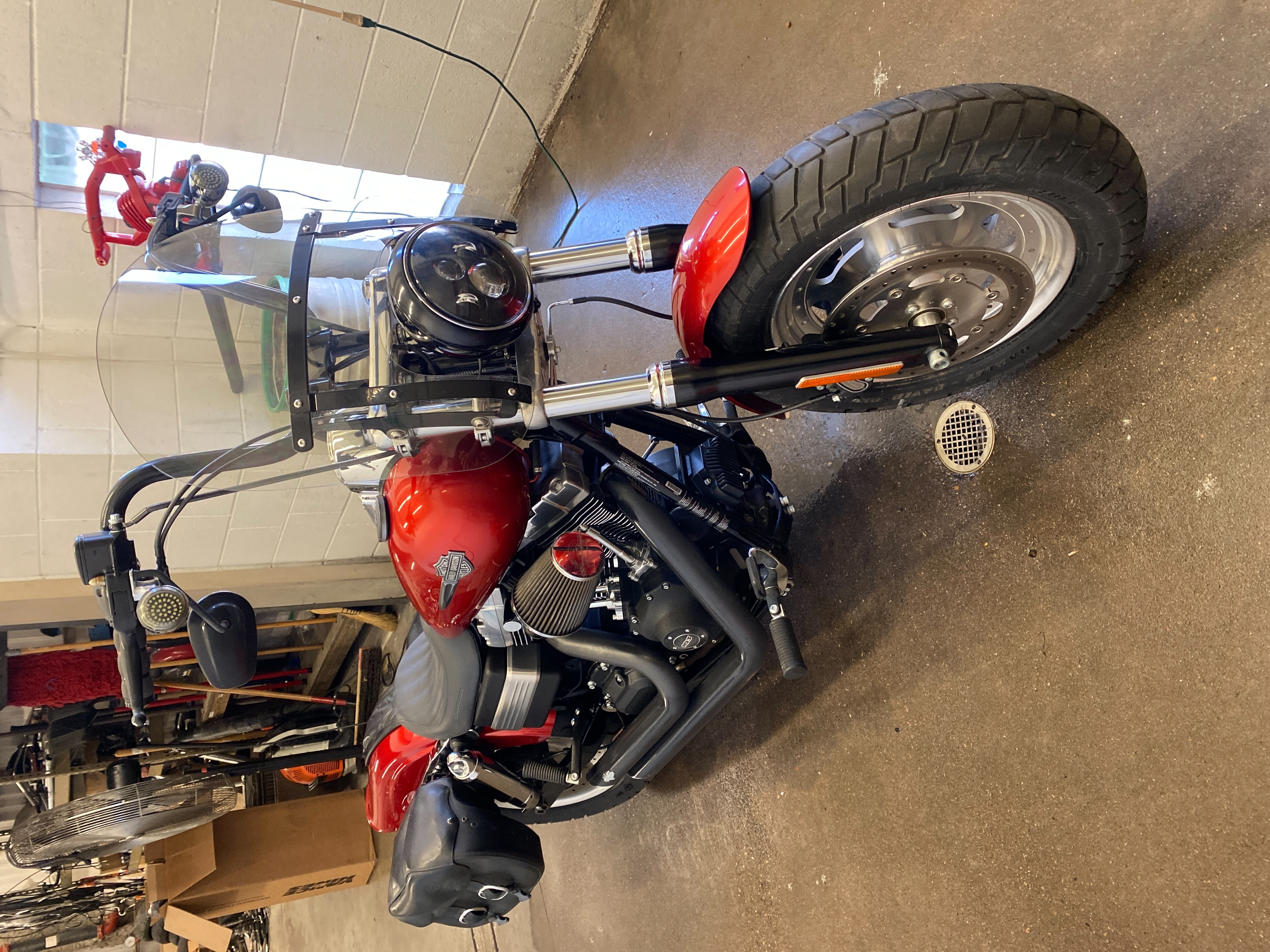 2013 Harley-Davidson Dyna Fat Bob at Outpost Harley-Davidson