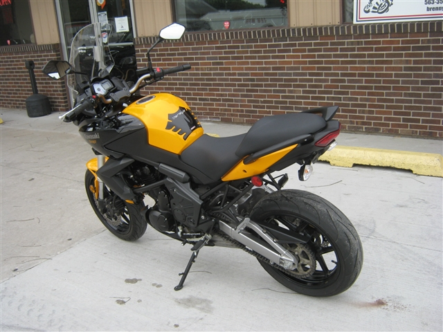 2012 Kawasaki KLE650 at Brenny's Motorcycle Clinic, Bettendorf, IA 52722