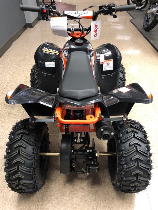 2021 Kayo FOX 70 AY70-2-B at Sloans Motorcycle ATV, Murfreesboro, TN, 37129