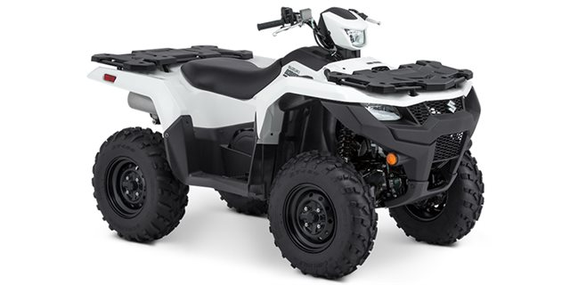 2021 Suzuki KingQuad 500 AXi Power Steering at Arkport Cycles